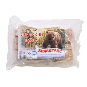 Бифштекс «Сибирский Бренд» 0,9 кг
