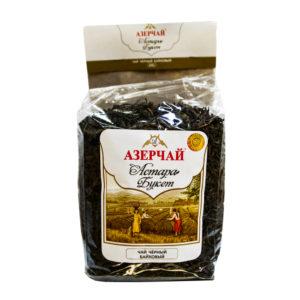 Чай черный байховый АЗЕРЧАЙ Букет Астара 400гр.