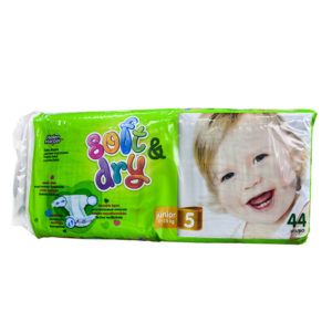 Детские подгузники Helen Harper Soft & Dry Junior (11 25кг) 44шт