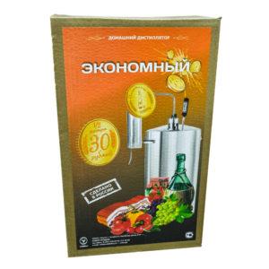 "Домашний дистиллятор ""ЭКОНОМНЫЙ"" (12 л, эл термометр)"