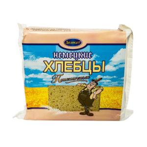 """Хлебцы """"Немецкие"""" ржаные/пшеничные/овсяные 100г"""