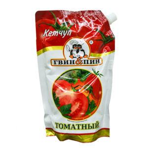"""Кетчуп томатный """"Гвин&Пин"""" 750 гр. дой пак ГОСТ"""