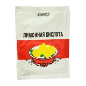 Лимонная кислота СВ новинка 50 гр.