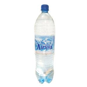 Минеральная вода Лагуна газ 1,5л