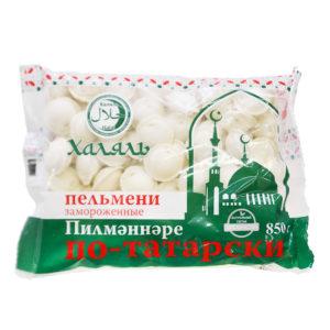 "Пельмени ""По Татарски""гов. 0,85 кг Халяль"
