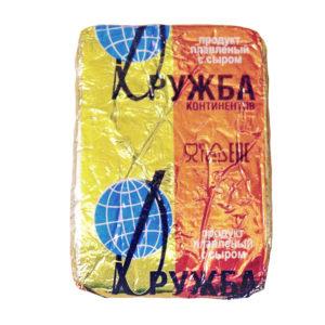 """Продукт плавленый с сыром """"Дружба континентов""""/фольга/70гр"""