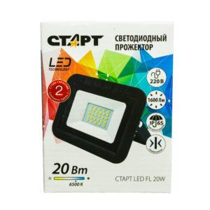 """Прожектор светодиодный """"СТАРТ"""" 20Вт"""