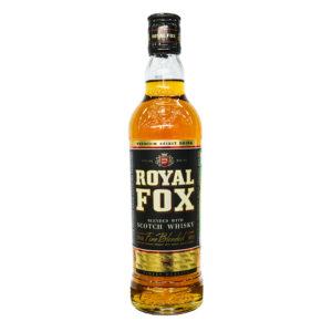"""""""Royal Fox (Ройал Фокс) напиток co вкусом виски"""" 0,5л.40%"""