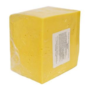 Сырный продукт Деревенский 50% кр брус вес