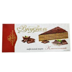 Торт вафельный в ассортименте 220 гр
