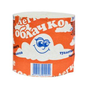 "Туалетная бумага ""Облачко легкое"" рулон 35м"