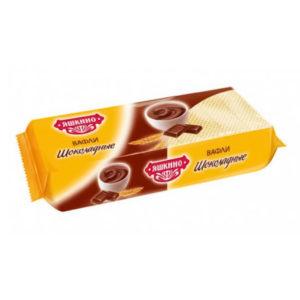 Вафли ЯВ Шоколадные 300г