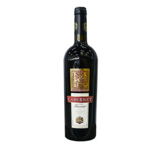Вино защ. геогр. указ «KUBAN CROWN» Каберне кр. п/сл 0,75 л. 10,5 11,5%