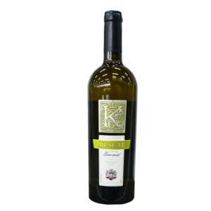 Вино защ. геогр. указ «KUBAN CROWN» Мускат белое п/сл 0,75л. 10 12%