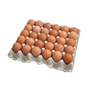 Яйцо куриное 2 категории (ячейка 30 шт)