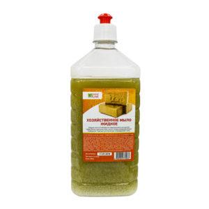 Жидкое хозяйственное мыло 1л