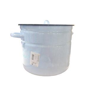 Кастрюля эмаль 9 литров